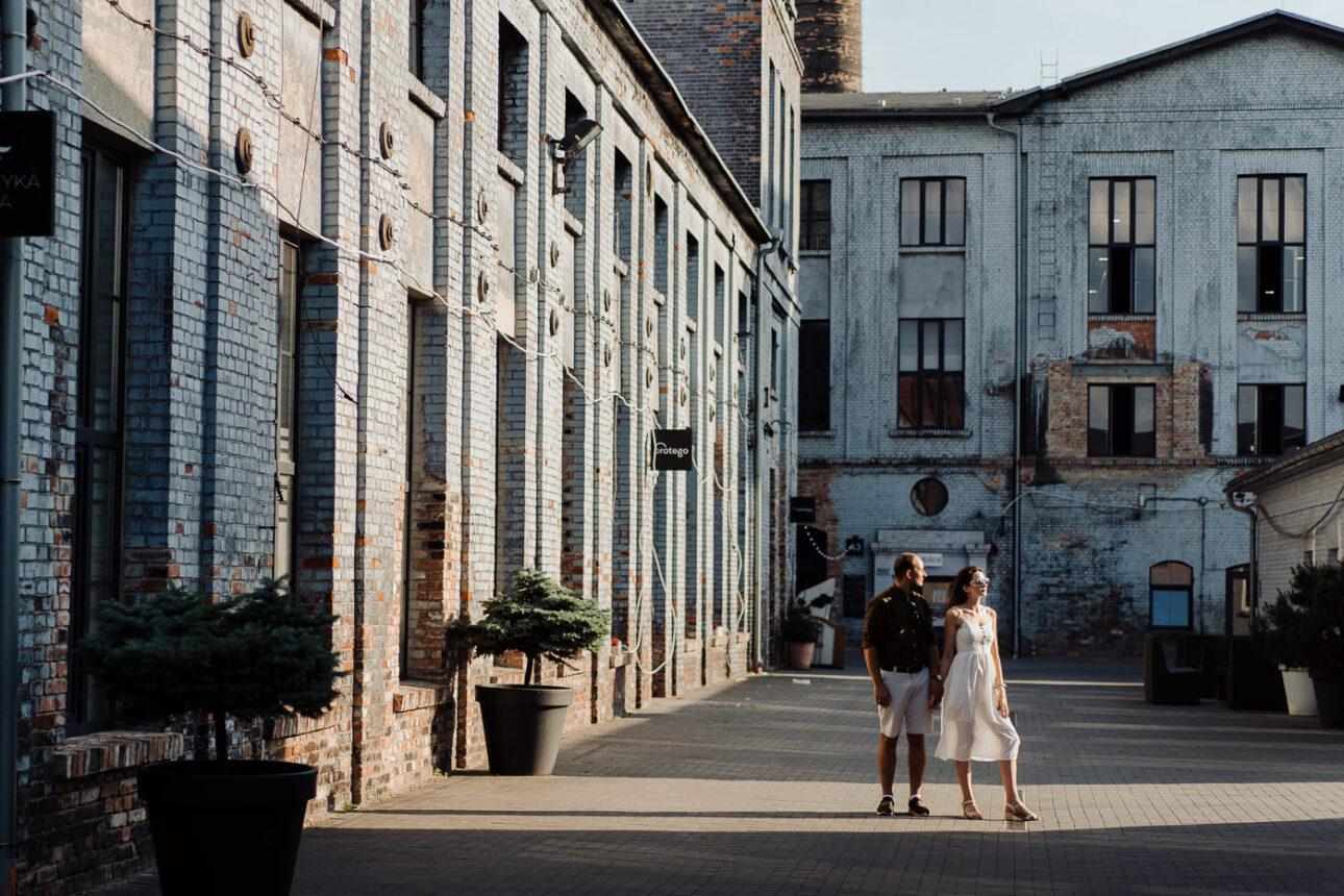 sesja narzeczenska fabryka porcelany katowice miejsca pomysl 03