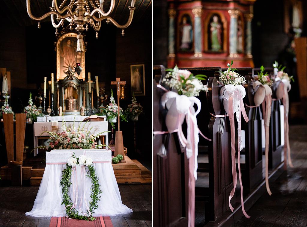 drewniany kościół św. wawrzyńca w chorzowie