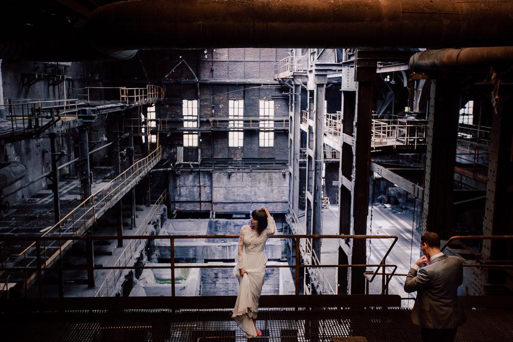 industrialne zdjecia slubne 18