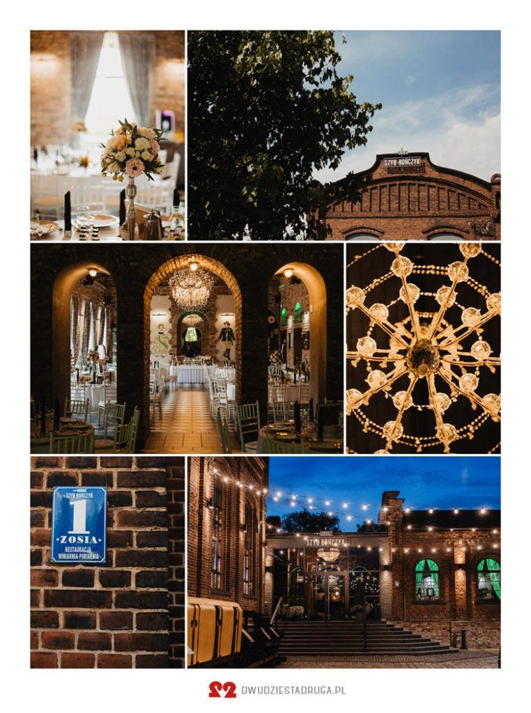 Szyb Bończyk sala weselna zdjęcia